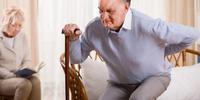 Quais as dores mais comuns na terceira idade?